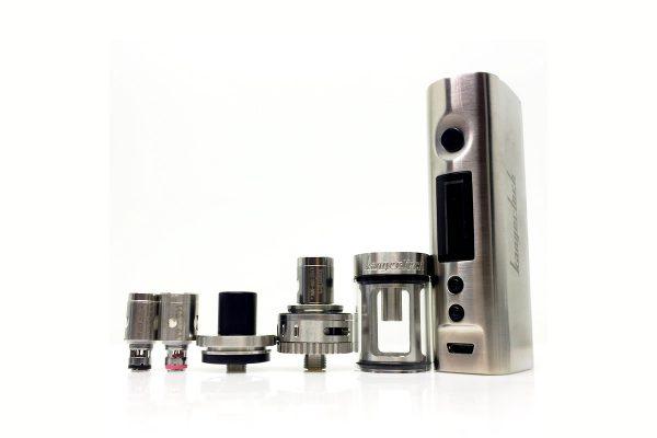 Kangertech Topbox Mini Platinum 75W Vape Drive