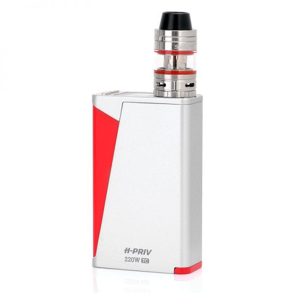 SMOK H-Priv 220W TC Kit White