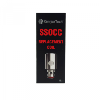 Kangertech SSOCC Coils Box of 5