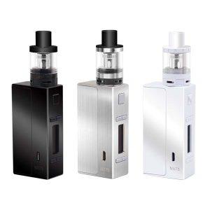 Aspire EVO75 Vape Kit - Black, Silver, White colours