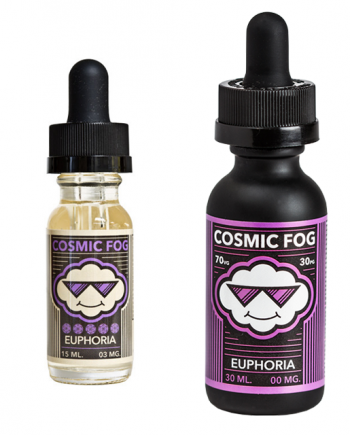 Cosmic Fog Euphoria 15ml Vape Drive