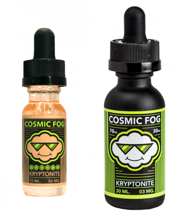 Cosmic Fog Kryptonite 15ml Vape Drive