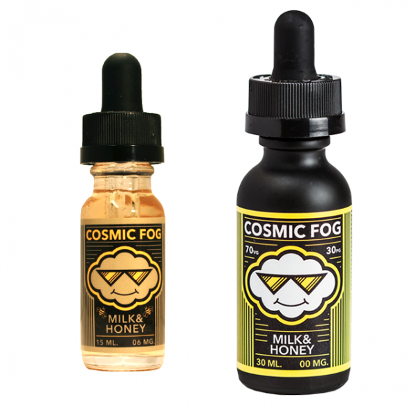 Cosmic Fog Milk & Honey