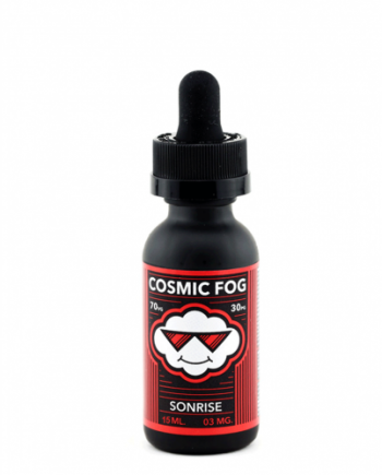 Cosmic Fog Sonrise 15ml Vape Drive