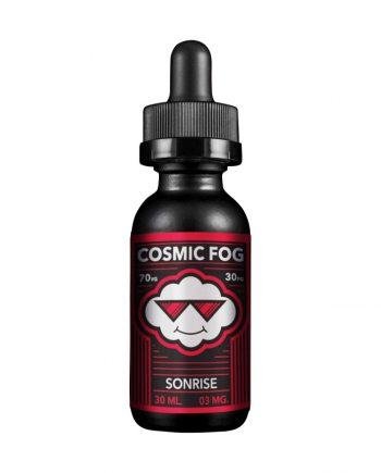 Cosmic Fog Sonrise 30ml Vape Drive