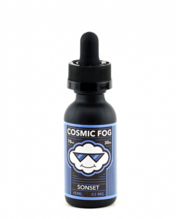 Cosmic Fog Sonset 15ml Vape Drive