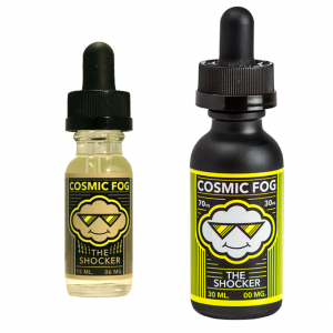 Cosmic Fog The Shocker 15ml Vape Drive