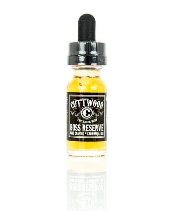 Cuttwood Boss Reserve 16.5ml Vape Drive