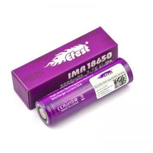 Efest IMR 18650 3000mAh 35A (2-Pack) Vape Drive