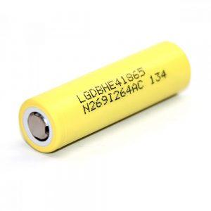 LG HE4 18650 2500mAh 35A