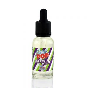 Lost Art Liquids Slotter Pops The Grape White