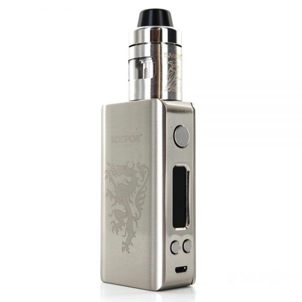SMOK KOOPOR Knight 80W TC Kit Silver