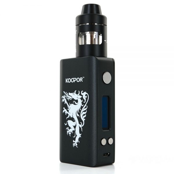SMOK KOOPOR Knight Kit Black