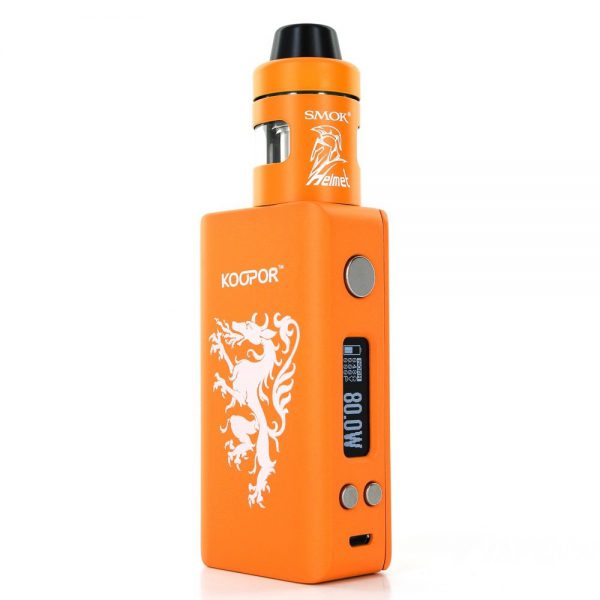 SMOK KOOPOR Knight Kit Orange
