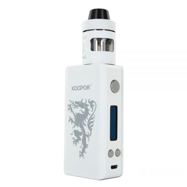 SMOK KOOPOR Knight Kit White