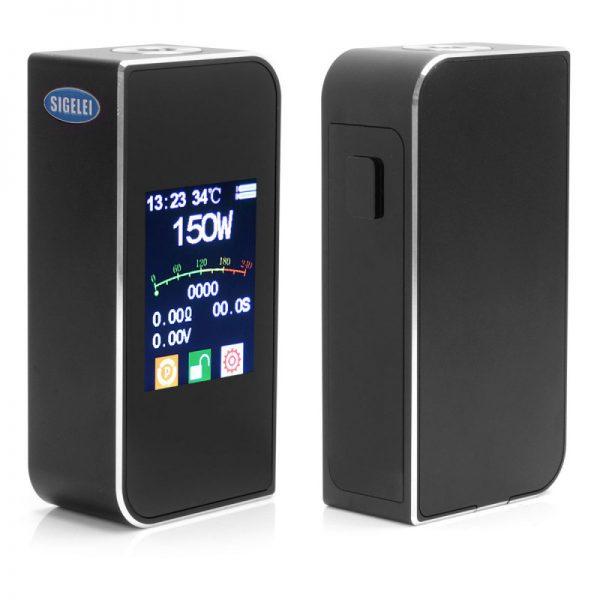 Sigelei T150 Box Mod Black