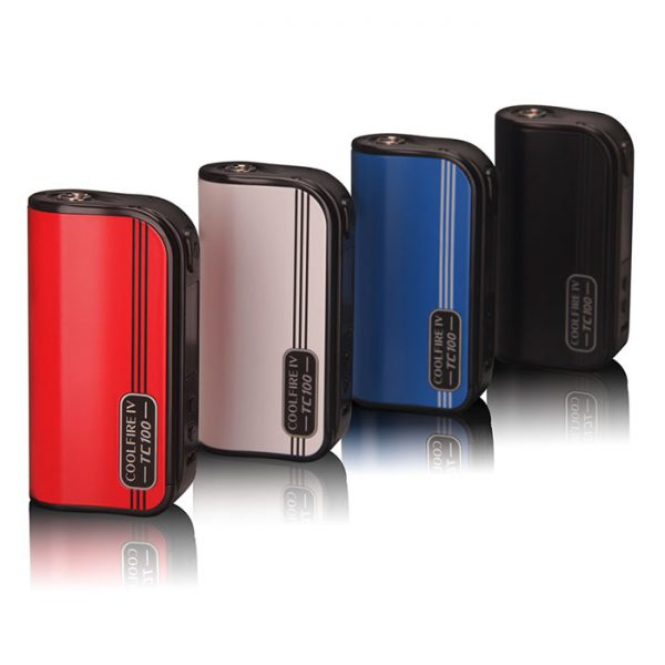 The Innokin Cool Fire 4 TC100 Vape Mod