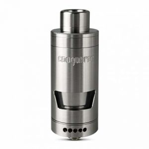 Wotofo Conqueror RTA Stainless Steel - Vape Drive