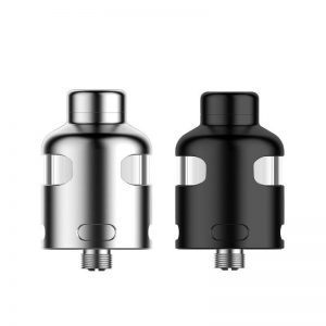 Vaporesso Nalu Stainless Steel and Black RDA
