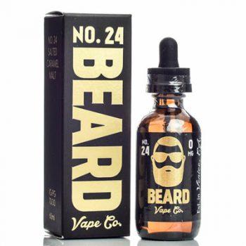 Beard Vape Co. No. 24 60ml Vape Drive