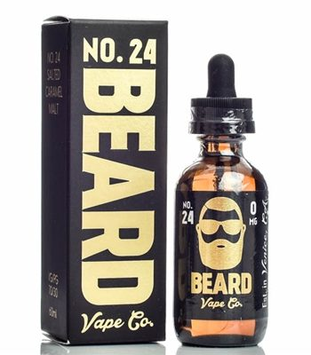 Beard Vape Co. No. 24 60ml Vape Drive