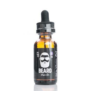 Beard Vape Co. No. 71 30ml Vape Drive