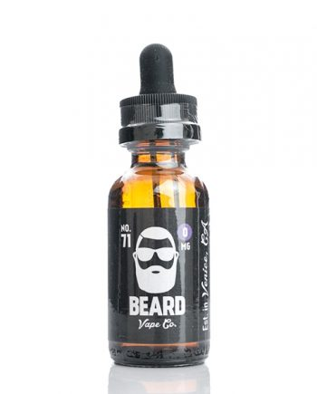 Beard Vape Co. No. 71 30ml Vape Drive