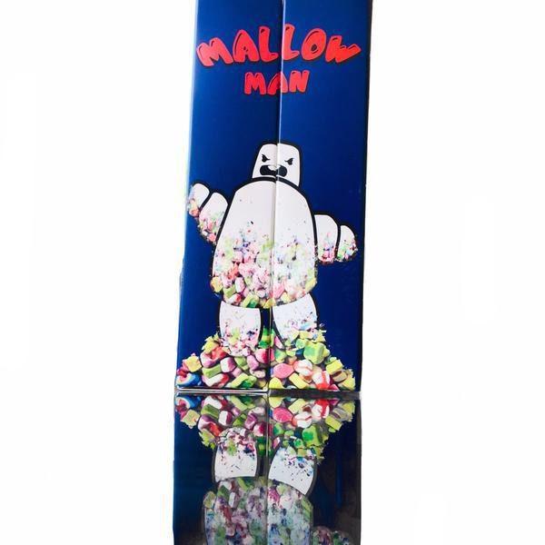 Flawless Vape Mallow Man 60ml Vape Drive