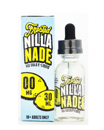 Frosted Vape Co Nilla Nade 30ml