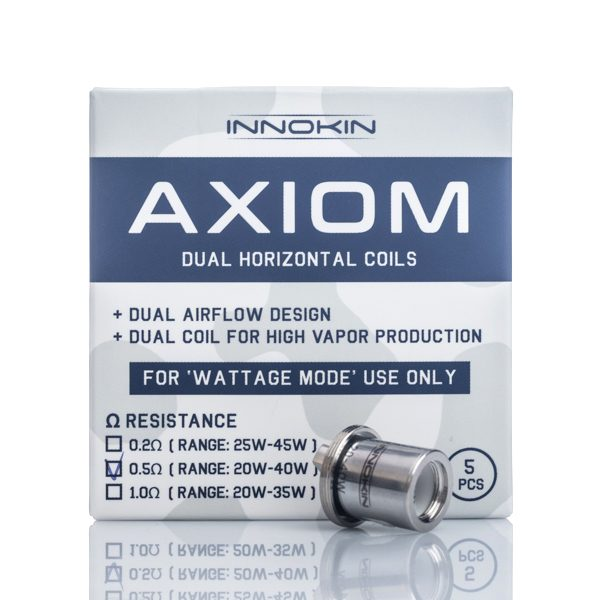 Innokin Axiom Atomizer Heads