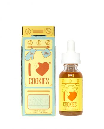 Mad Hatter E-Juice I Love Cookies 30ml Vape Drive
