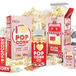 Mad Hatter E-Juice I Love Popcorn 60ml Vape Drive