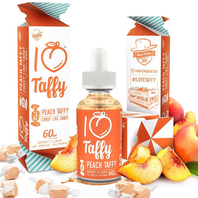 Mad Hatter E-Juice I Love Taffy 60ml