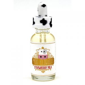 Moo E-Liquids Strawberry Milk