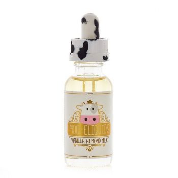 Moo E-Liquids Vanilla Almond Milk