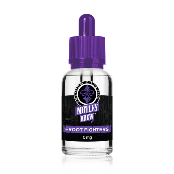 Motley Brew Froot Fighters Vape Drive