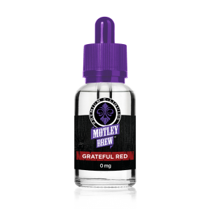 Motley Brew Grateful Red Vape Drive