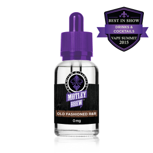 Motley Brew Old Fashioned Vape Drive