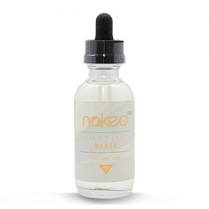 Naked 100 E-Juice Amazing Mango 60ml Vape Drive