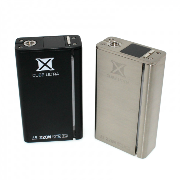 SMOK X CUBE Ultra 220W TC Box Mod Vape Drive