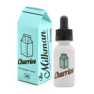 The Milkman E-Juice Churrios 30ml Vape Drive