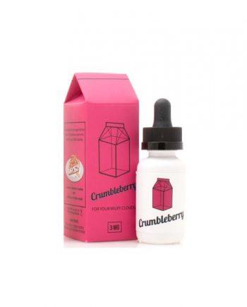 The Milkman E-Juice Crumbleberry 30ml Vape Drive