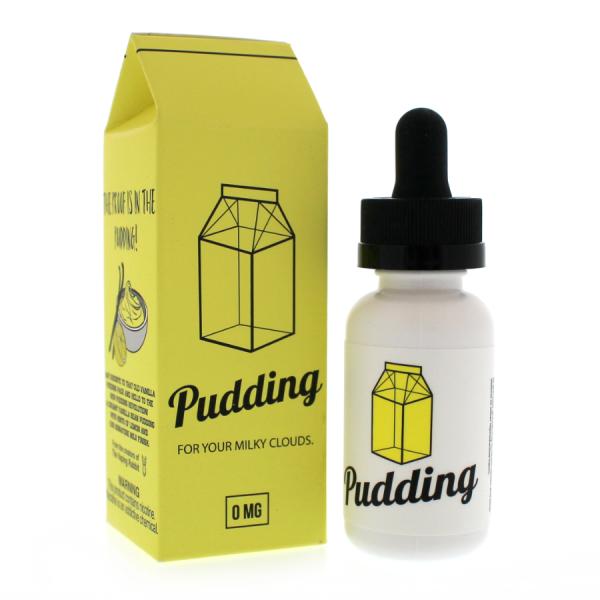 The Milkman E-Juice Pudding 30ml Vape Drive