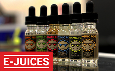 Vape Juices on VapeDrive.com