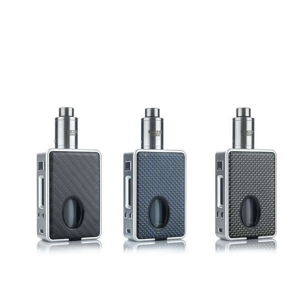 HCigar VT Inbox - Squonk Kit powered with DNA 75 on