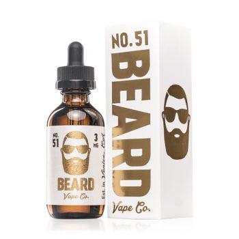 Beard Vape Co. No. 51 60ml