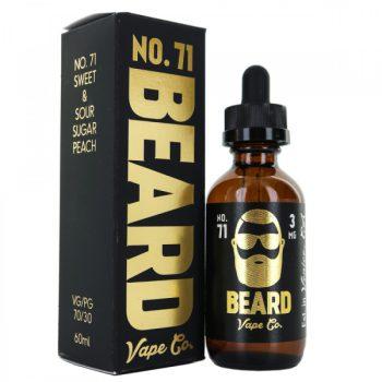 Beard Vape Co. No. 71 60ml