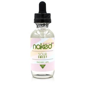 Naked 100 E-Juice Sour Sweet 60ml