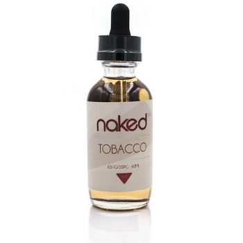 Naked 100 E-Juice Tobacco American Cowboy 60ml