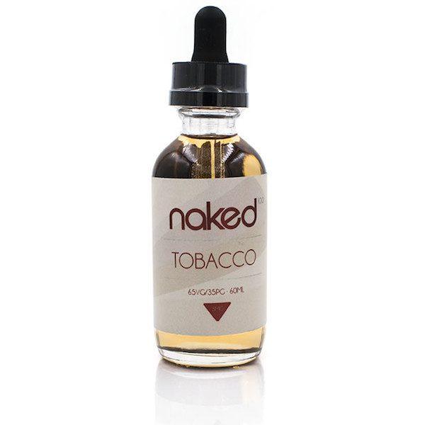 Naked 100 E-Juice Tobacco American Cowboy 60ml